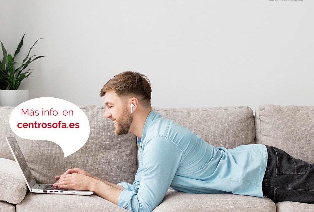 El sofá cama perfecto para el salón – Centro Sofá