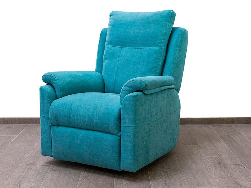 Sillon-relax-turquesa-outlet
