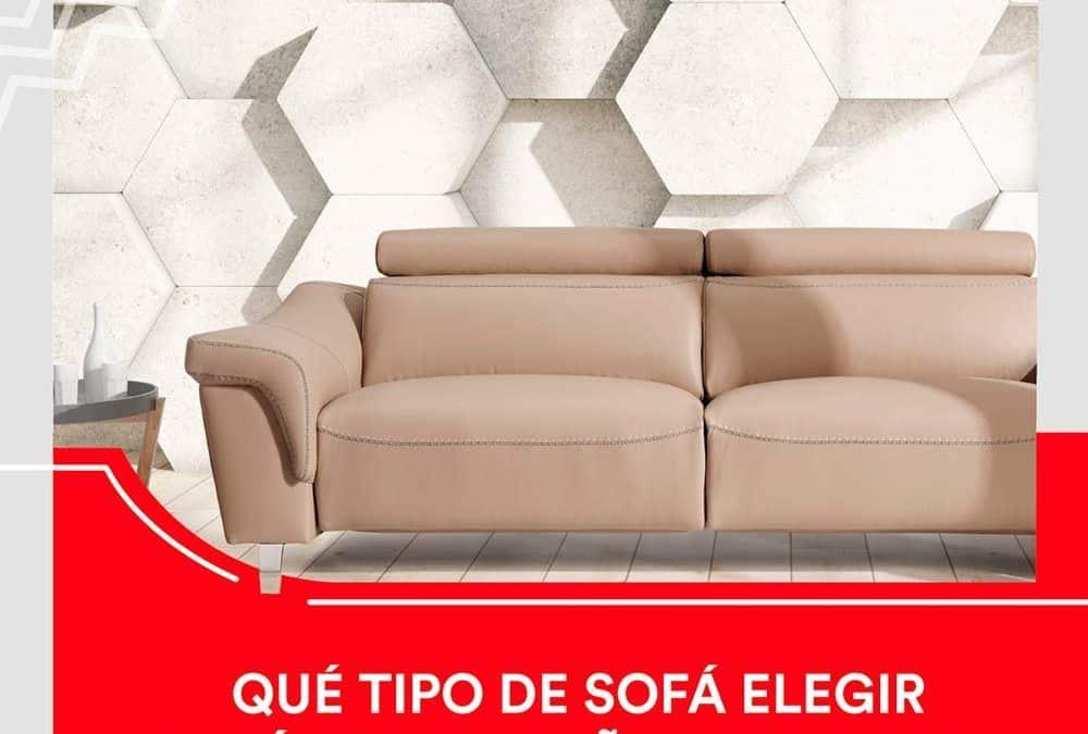 Qué tipo de sofá elegir según el tamaño de tu casa – CentroSofá