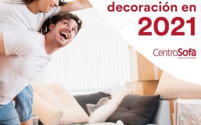 7 tendencias en muebles y decoración en 2021 – CentroSofá