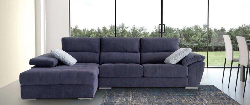ambiente sofa chaiselong modelo comic divani